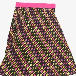 LuLaRoe Skirts - LuLaRoe Jill Skirt, Large